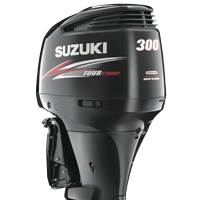 Suzuki Marine DF300 ( 4 STROKE )