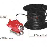 Underwater Camera Mini Size CCTV Camera High Resolution