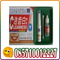 Pemtih Gigi Herbal Alami Cleannes & Natural
