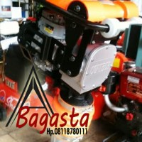 Tamping rammer Contech RM-80H , Mesin stamper contech RM 80R