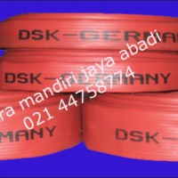 DSK FIRE HOSE RUBBER made in Germany