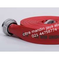 OSW FIRE HOSE RED RUBBER made in JERMAN
