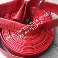 FIRE HOSE RED RUBBER made in Taiwan