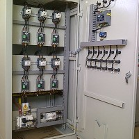 DESIGN AND ASSEMBLY PANEL CAPASITOR BANK