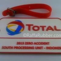 Jasa Pembuatan Rubber Bag Tag