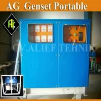 Generator Set Non BBM | Genset Tanpa BBM AG