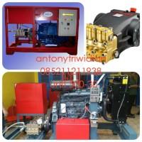 Pompa Hydrotest 500 Bar / 7250 Psi 30L/M