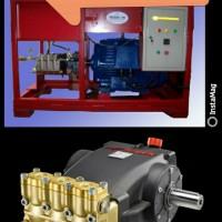 Pompa Hydrotest 350 Bar / 5075 Psi  Bar 38L/M