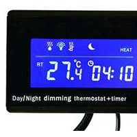 Dimming Day Night Aquarium Reptile Thermostat and Timer DTC-120