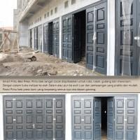 Smart Pintu Besi Press