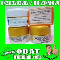 Cream walet gold 4 in 1 cream pemutih wajah non mercury hub [082113202202]