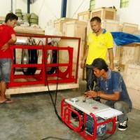 HYDRAULIC BUTT FUSION WELDING MACHINE SHD