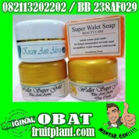 Cream walet gold 4 in 1 cream pemutih wajah non mercury hub [082113202202]