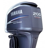 Jual Motor Tempel Yamaha 200HP (4 Stroke)
