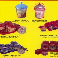 toples plastik / canister