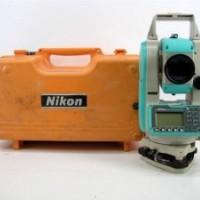 0818.4343.40 Jual Total Station Nikon DTM-322/NPL 322