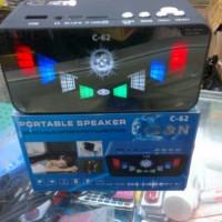 speaker bluetooth c62