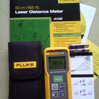 Meteran Laser Digital FLUKE 414D Jarak 50 Meter