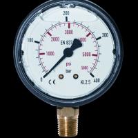 Gauge Working Pressure 110 Bar - 1500 Bar