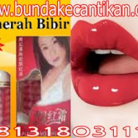 PEMERAH BIBIR QUEEN 1 RED ORIGINAL CALL 081318031115