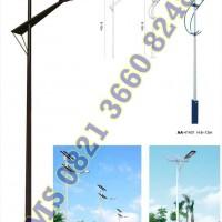 Tiang Lampu PJU Tenaga Surya AA41401-41404