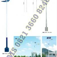 Tiang Lampu PJU Solar Cell AA41301-41304