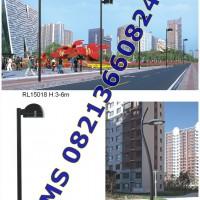 Tiang Lampu Taman Minimalis Modern