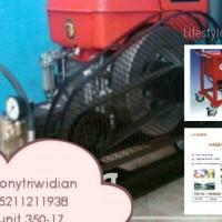 Pompa Hydrotest Pressure 350 Bar / 5075 Psi