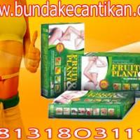 Pelangsing super herbal fruitplant melangsingkan tanpa diet ketat call 081318031115