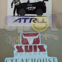 Print and Cut Sticker