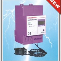 LIGHTNING STRIKE COUNTER IC-06 / LIGHTNING IMPULSE COUNTER IC-06