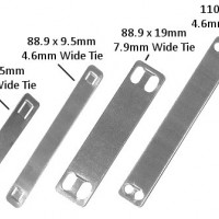 STAINLESS STEEL CABLE MARKER