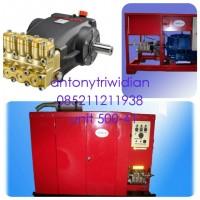 Pompa Hydrotest 500 Bar