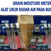 081362449440 JUAL : Grain Moisture meter MC 7825G . Alat ukur kadar air pada Biji bijian