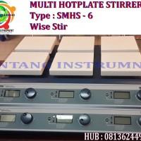 081362449440 Multi Hotplate Stirrer SMHS-6 WiseStir