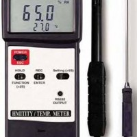 Jual Lutron HT-3006A Humidity + Temp. Meter