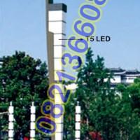 Tiang Lampu Taman Modern Vibex2