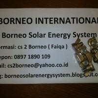 Distributor Konektor AKI diIndonesia, KONEKTOR AKI MODEL KUNINGAN, jual kepala aki murah diIndonesia