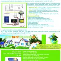 Distributor Paket Solar Home System Surya,  Distributor Panel Surya termurah di Kalimantan,Solarcell