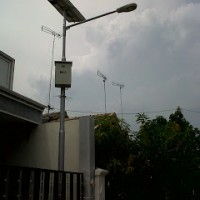 PJU Surya LED 40W