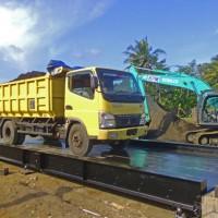 Jual Jembatan Timbang Surabaya / Weighing Scale Truck / WeighBridge / Timbangan Truk