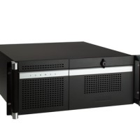 Industrial Rackmount Chassis With Dual SAS/SATA HDD Trays