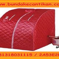 Portable Steam Sauna ( Alat Pelangsing Badan) Call 081318031115