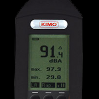 SOUND LEVEL METER DB 100