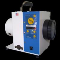 Portable High Volume Air Sampler (Digital Flow meter & Auto on/off timer) DFHV-1SE
