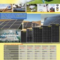 Distributor Panel Surya/Solar Cell/Solar Panel - Energi Listrik Matahari - Solusi Listrik Padam