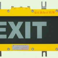 Lampu Emergency Exit Explosionproof