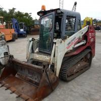 mini skid steer loader bobcat case toyota new holland kapasitas 0.8 m3 build up ex jepang