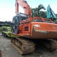 excavator HITACHI ZAXIS 210 tahun 2012 hm 2000