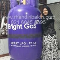 Balon Karakter Tabung Gas